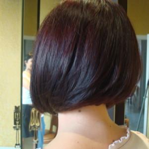 Copyright Sarah James Hairstyle